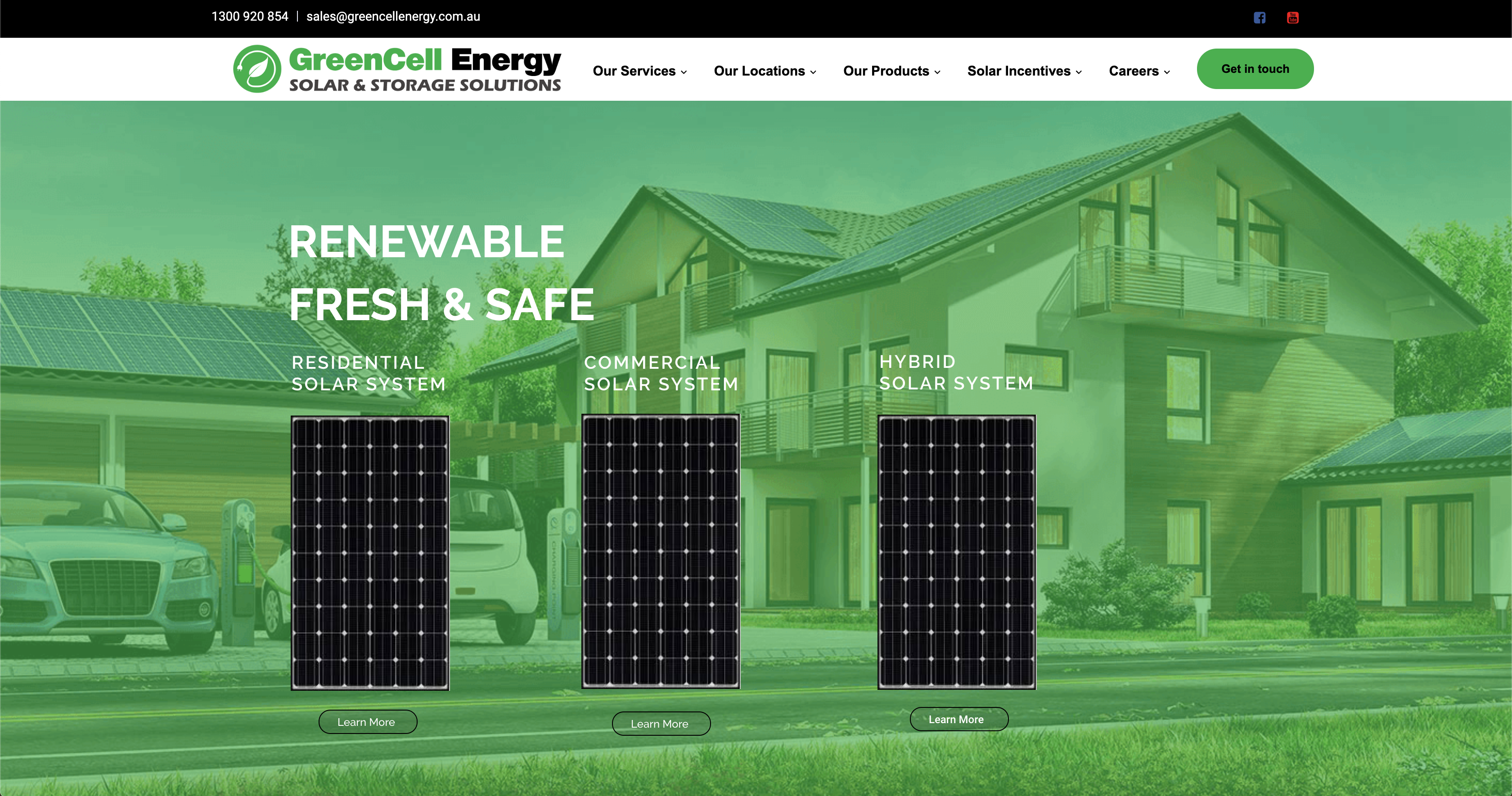 greencell energy
